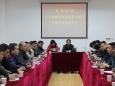 湖南省保靖县中医院组团到德江县中医院参观学习交流