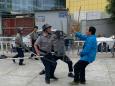 德江县民族中医院举行反恐防暴应急演练