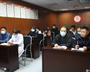 德江县民族中医院积极参加《医疗机构新型冠状病毒核酸检测工作手册》(试行第二版)专题培训会