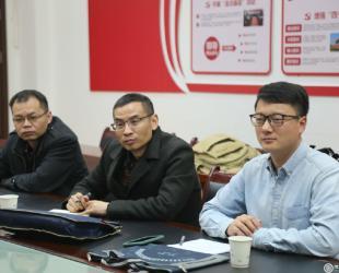 贵州中医药大学民族医药项目组到德江县民族中医院调研指导