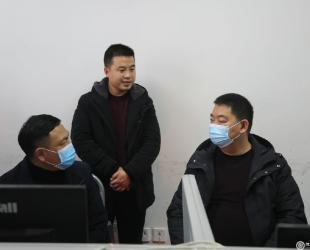 石阡县中医院到德江县民族中医院交流医院信息化建设工作