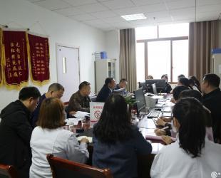 把脉会诊寻短板,找准症结开良方-德江县民族中医院党政领导班子深入妇科召开发展专题会
