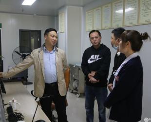 德江县民族中医院开展节前安全生产大检查