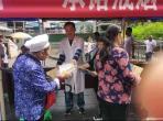 德江县民族中医院积极开展第34个世界无烟日义诊宣传活动