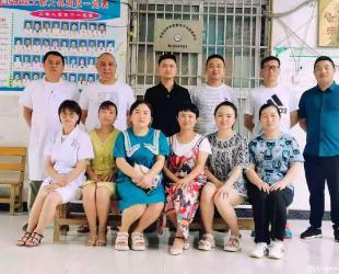 德江县民族中医院呼吸与危重症医学科到联盟单位调研指导