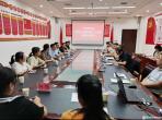 习水县中医院到德江县民族中医院考察交流等级医院创建工作