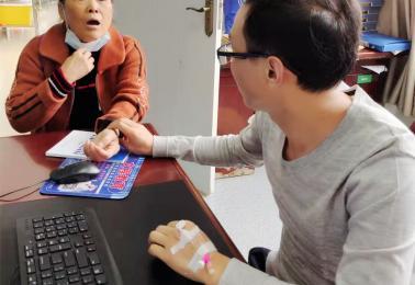 """李奎:""""患者的信任,是我坚守的动力!"""""""